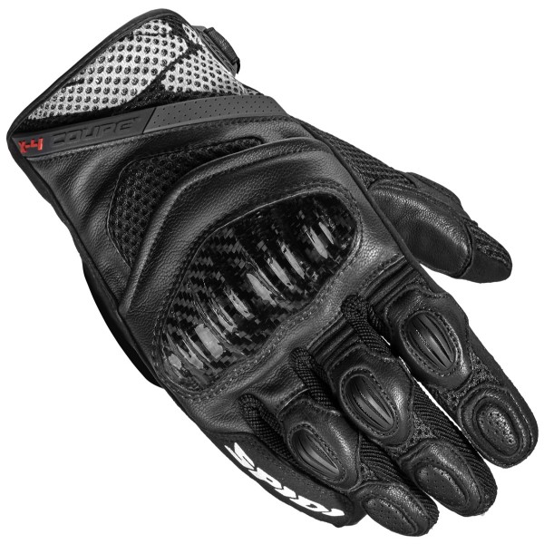 Spidi Gb X4 Coupe Gloves Black & White