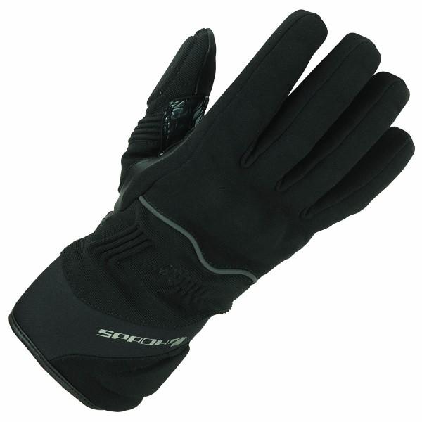 Spada Junction Textile Gloves Wp Black