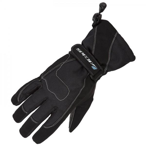 Spada Street-Kids Textile Gloves Wp Black
