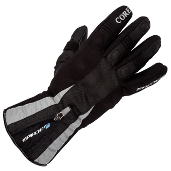 Spada Textile Gloves Core Wp Black