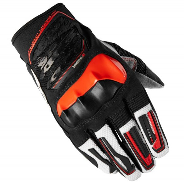 Spidi It Wake Evo Textile Gloves Black & Red
