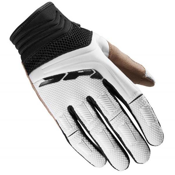 Spidi It Mega-X Textile Gloves Black & White