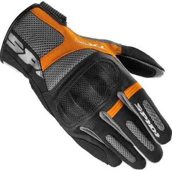 Spidi It Txr Textile Gloves Black & Orange