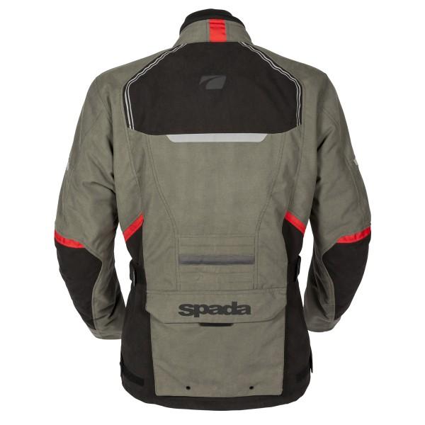 Spada Marakech Textile Jacket Washed Olive
