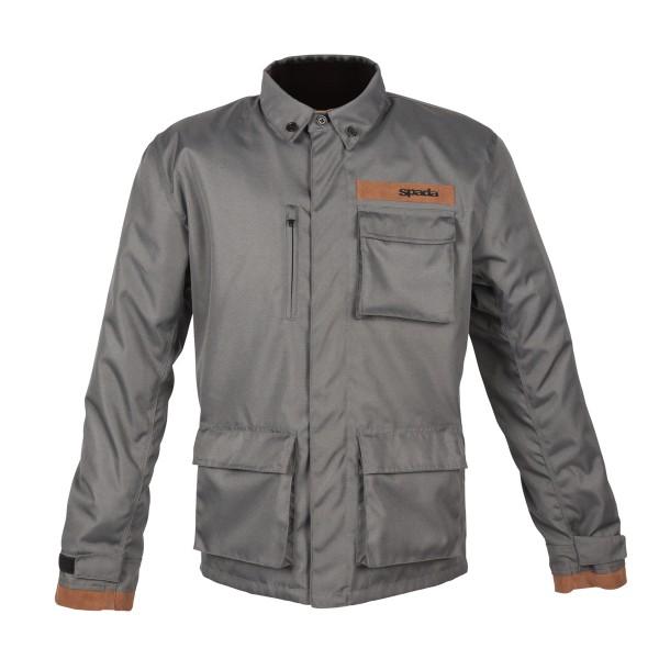 Spada Warsaw Textile Jacket - Slate