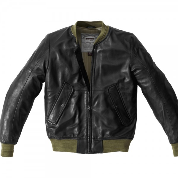 Spidi Gb Gb Super Jacket Black Green