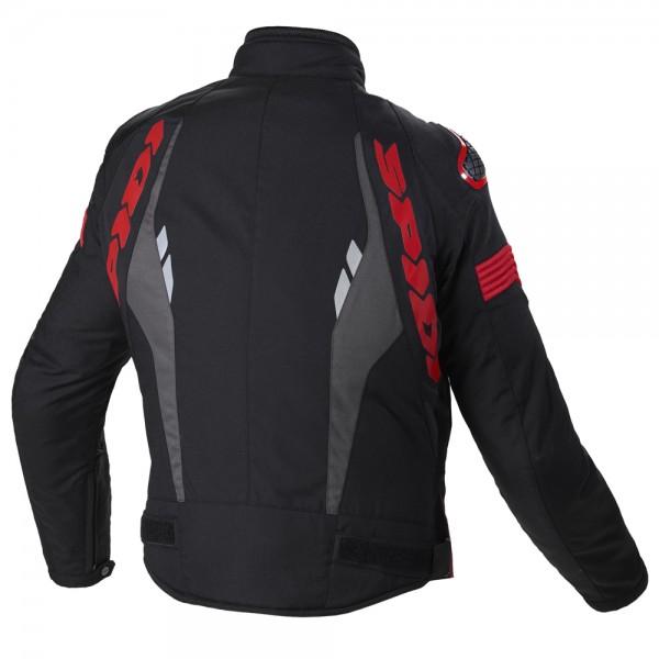 Spidi Gb Warrior H2Out Evojacket Black & Red