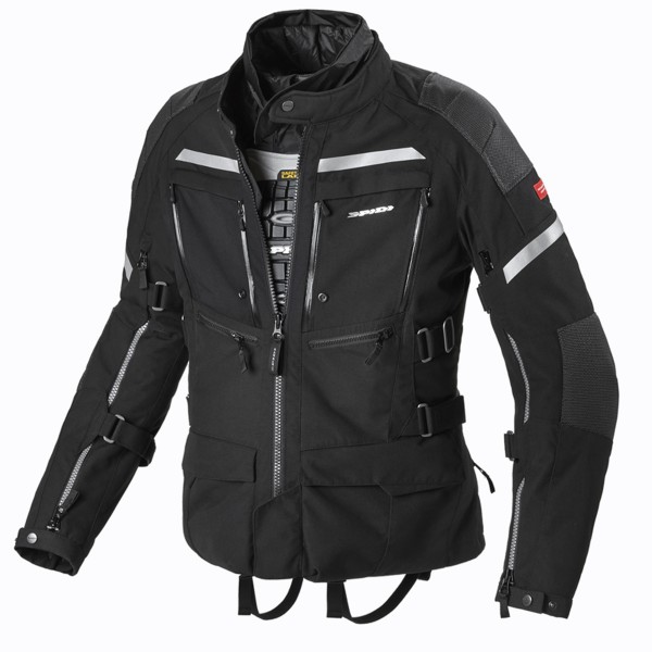 Spidi Gb H2Out Armakore Jacket Black