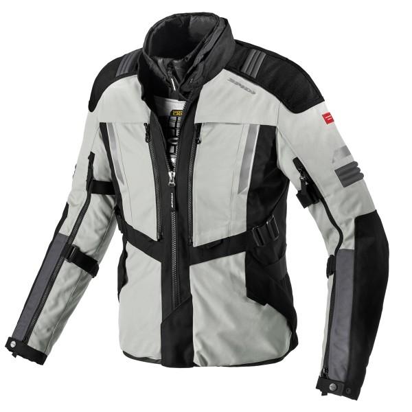 Spidi Gb H2Out Modular Jacket Black & Grey