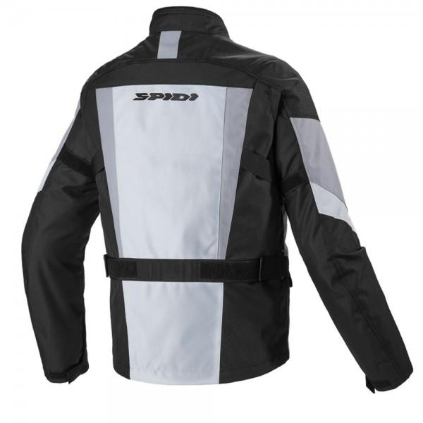 Spidi Gb H2Out Traveler 2 Jacket Black Ice