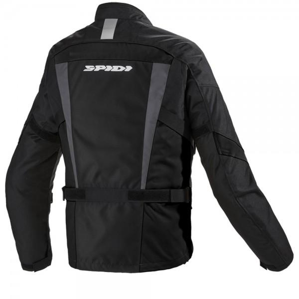 Spidi Gb H2Out Traveler 2 Jacket Black & Grey