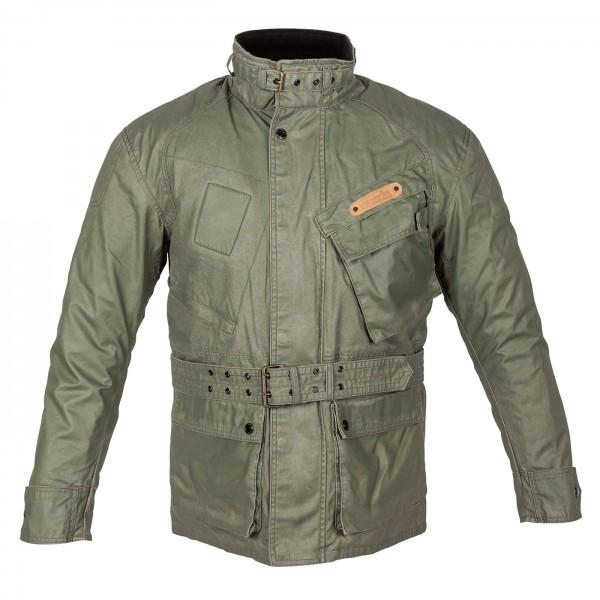 Spada Kidderminister Textile Jacket - Washed Olive