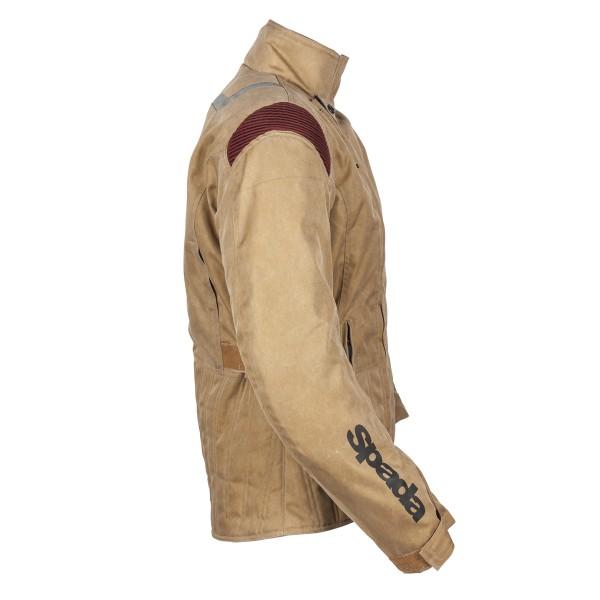 Spada Textile Jacket Rushwick Ochre