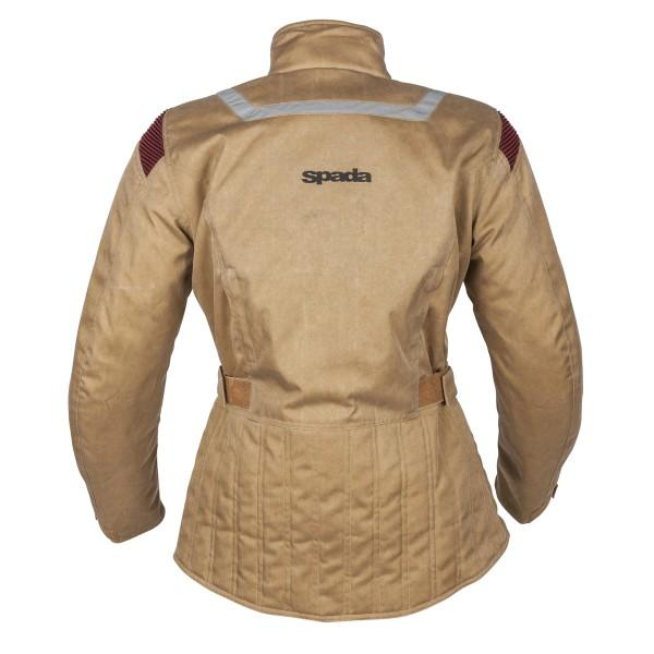 Spada Rushwick Textile Jacket - Ochre