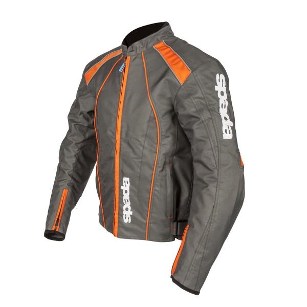 Spada Plaza Textile Jacket - Zinc Orange
