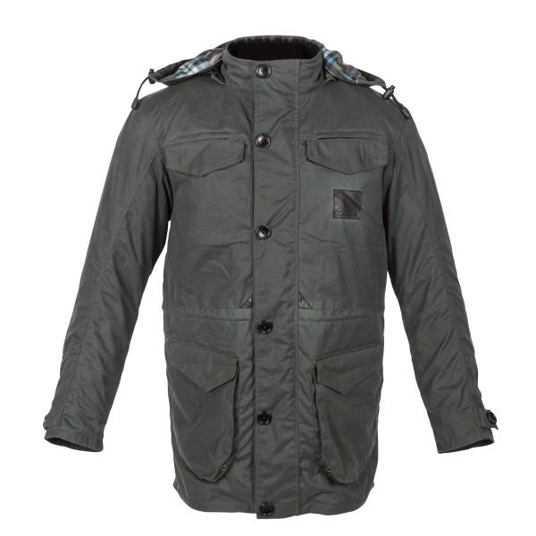 Spada Jimmy Who Textile Jacket - Dark Grey