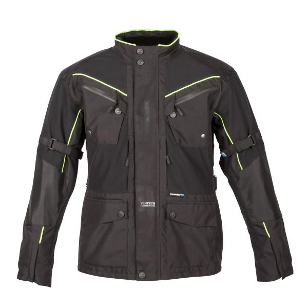 Spada Routemaster Textile Jacket - Black