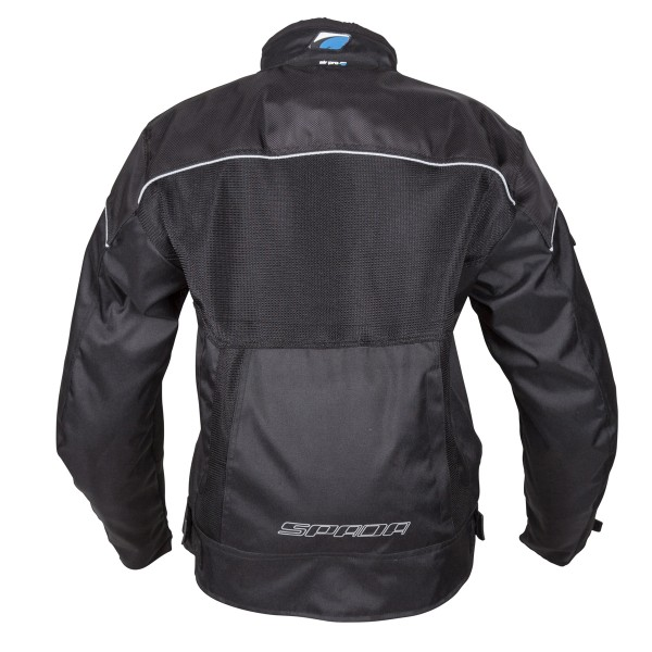 Spada Air Pro Seasons Textile Jacket - Black