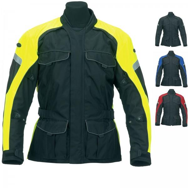 Spada Dyno Textile Jacket - Black & Flou