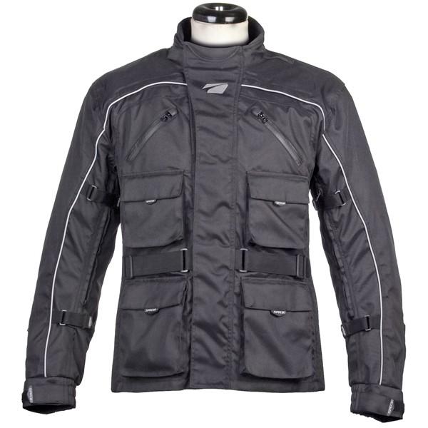 Spada Fifty5 Sahara Textile Jacket - Black
