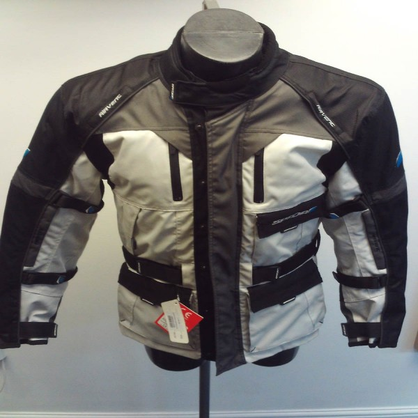 Spada Explorer Textile Jacket - Grey/Mix