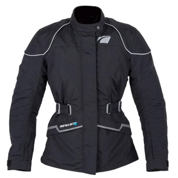 Spada Textile Jacket Anna Wp Black