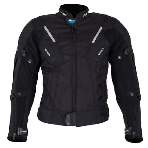 Spada Curve Ladies Textile Jacket - Black