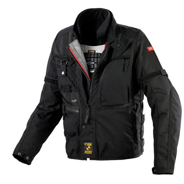 Spidi Gb H2Out Tech Wp Jacket Black