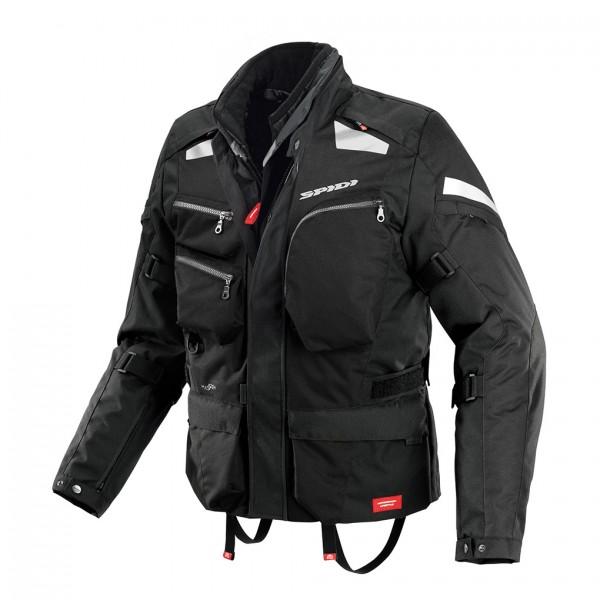 Spidi Gb H2Out Voyager Wp Jacket Black