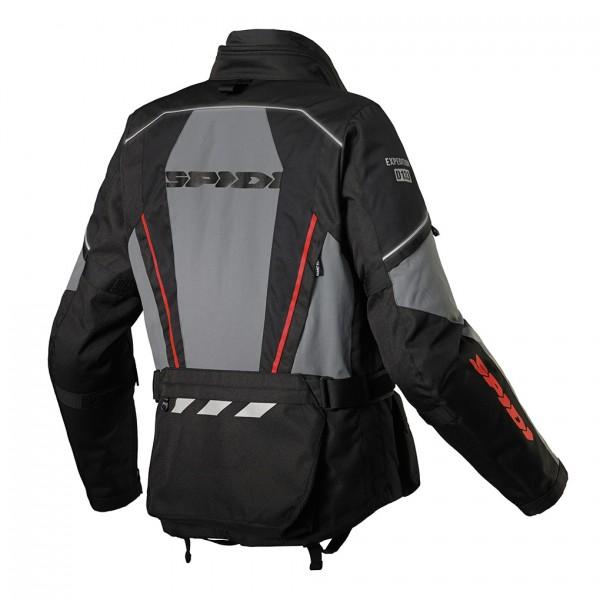 Spidi Gb H2Out Voyager Wp Jacket Grey & Black