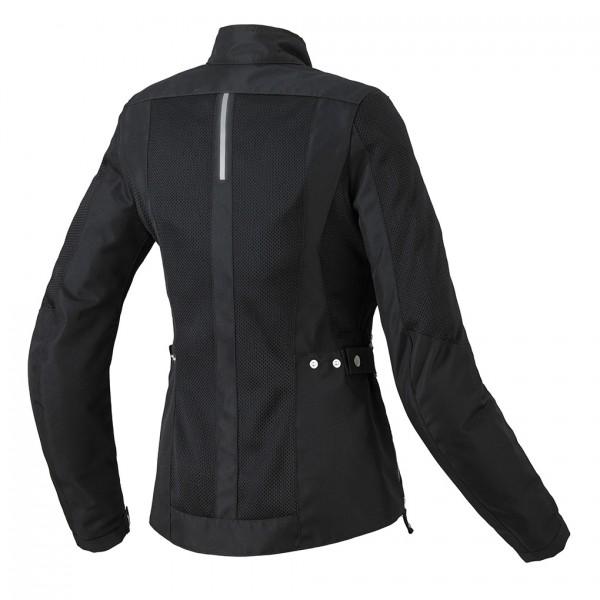 Spidi Gb Tex Tech Summernet Lady Jacket Black