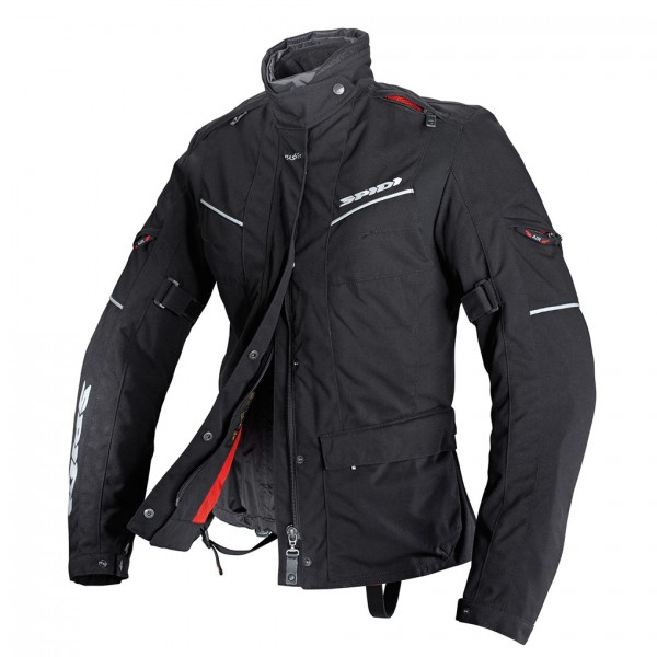Spidi Gb H2Out Venture Lady Wp Jacket Black
