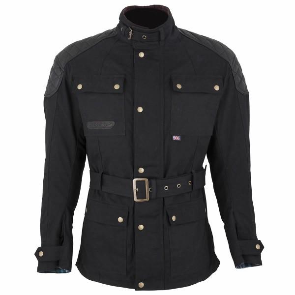 Spada Staffy Textile Jacket - Black