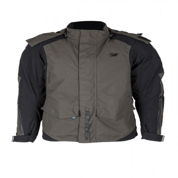 Spada Textile Jacket Precinct Olive & Black