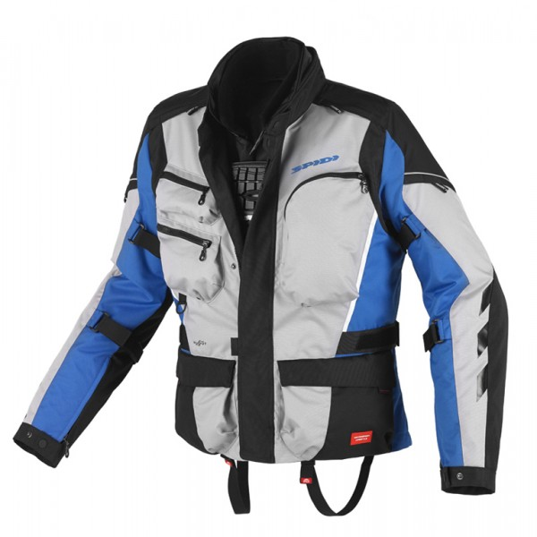 Spidi It H2Out Voyager Wp Jacket Blue & Grey