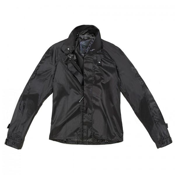 Spidi It Rain Gear Rain Chest Jacket Ladies Black