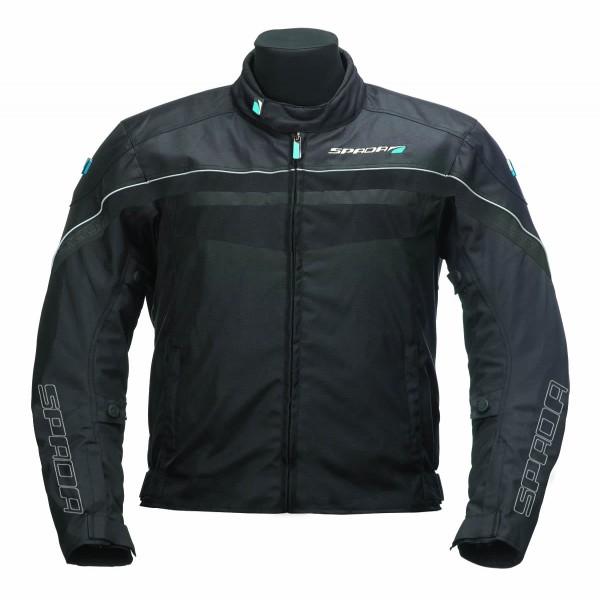 Spada Energy 2 Textile Jacket - Black