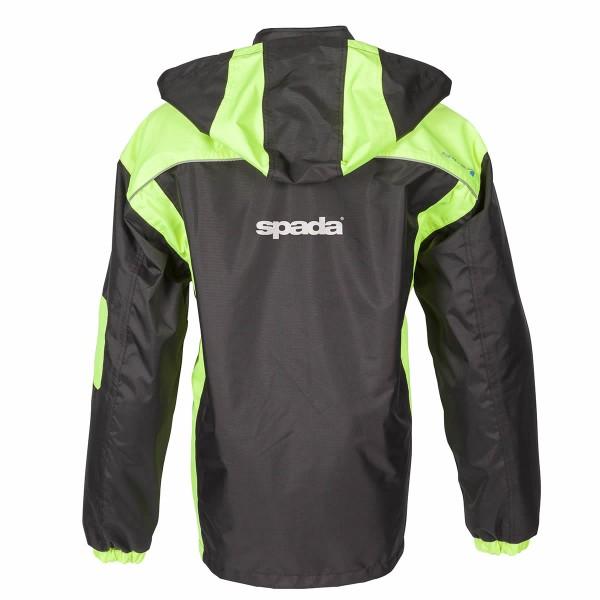 Spada Textile Aqua Jacket Black & Flou