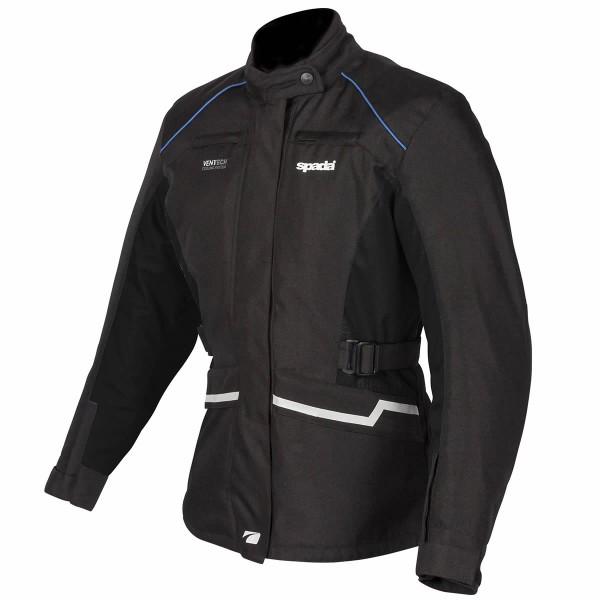 Spada Hydra Ladies Textile Jacket - Black