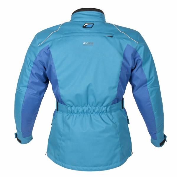 Spada Textile Jacket Hydra Ladies Blue