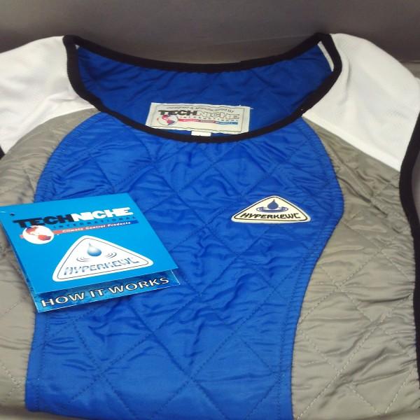 Hyperkewl Ultra Sport Vest Blue