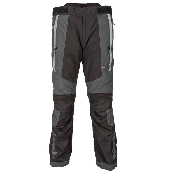 Spada Marakech Textile Trousers - Black/grey
