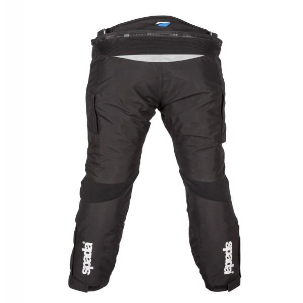Spada Turini Textile Trousers - Black