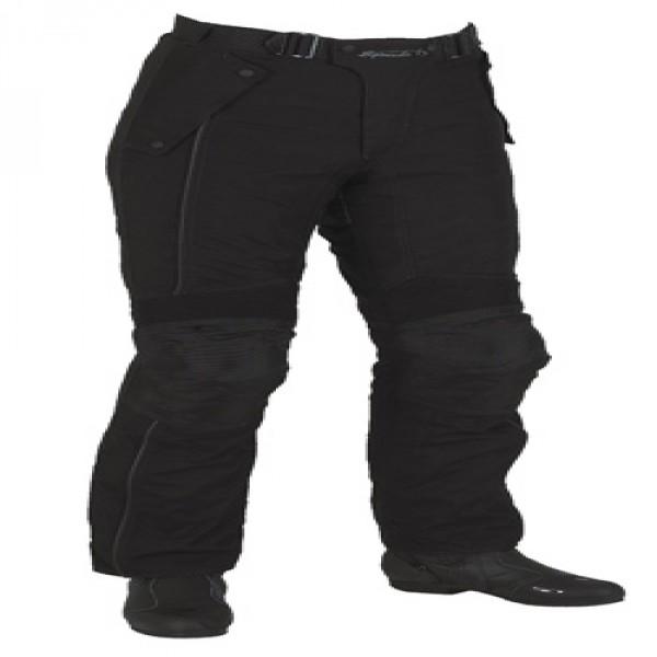 Spada Podium Ladies Textile Trousers - Black