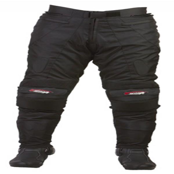 Spada Mito Textile Trousers - Black