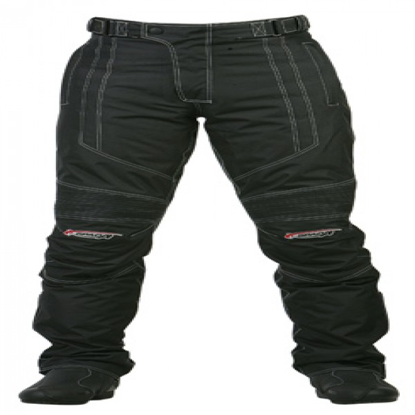 Spada Textile Trousers Milan-Tex Ladies Black