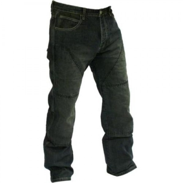 Hornee Sa-M1 Relax Fit Bootcut Short Leg Black