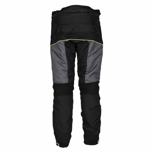 Spada Air Pro 2 Textile Trousers - Black & Silver/fluo