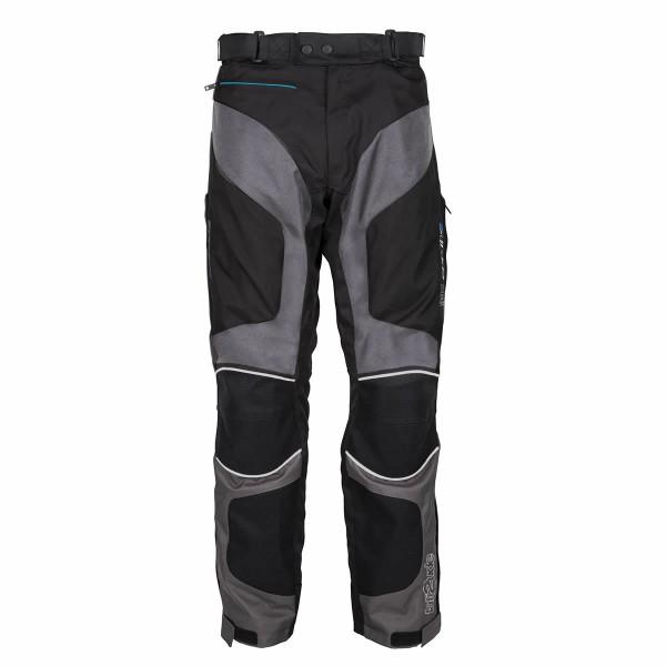 Spada Textile Trousers Lati2Ude Wp Black & Anthracite