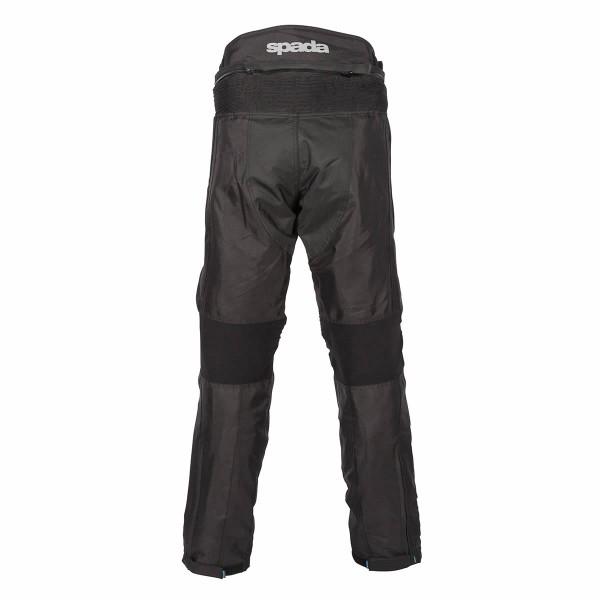 Spada Modena Textile Trousers - Black Short Leg